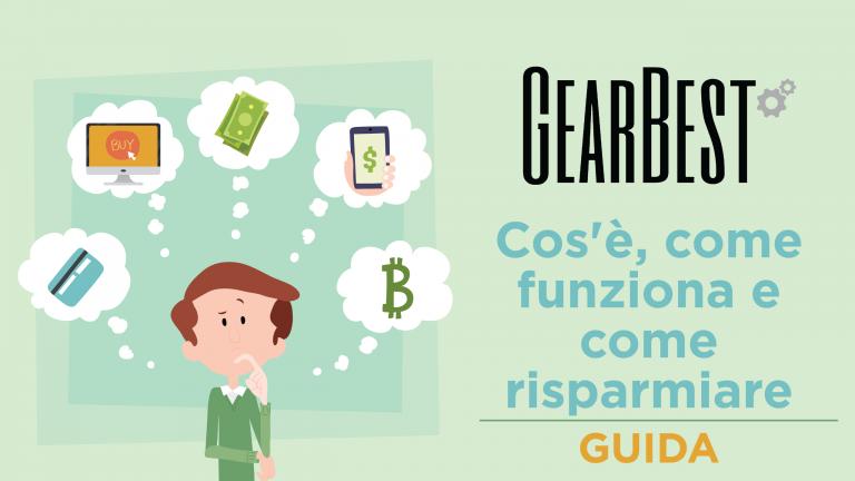GearBest: ما هو عليه وكيف يعمل وكيفية حفظ   مساعدة