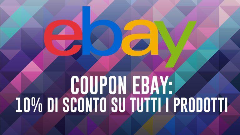 Cupons EBay para o Natal: 10% de desconto em muitos produtos!