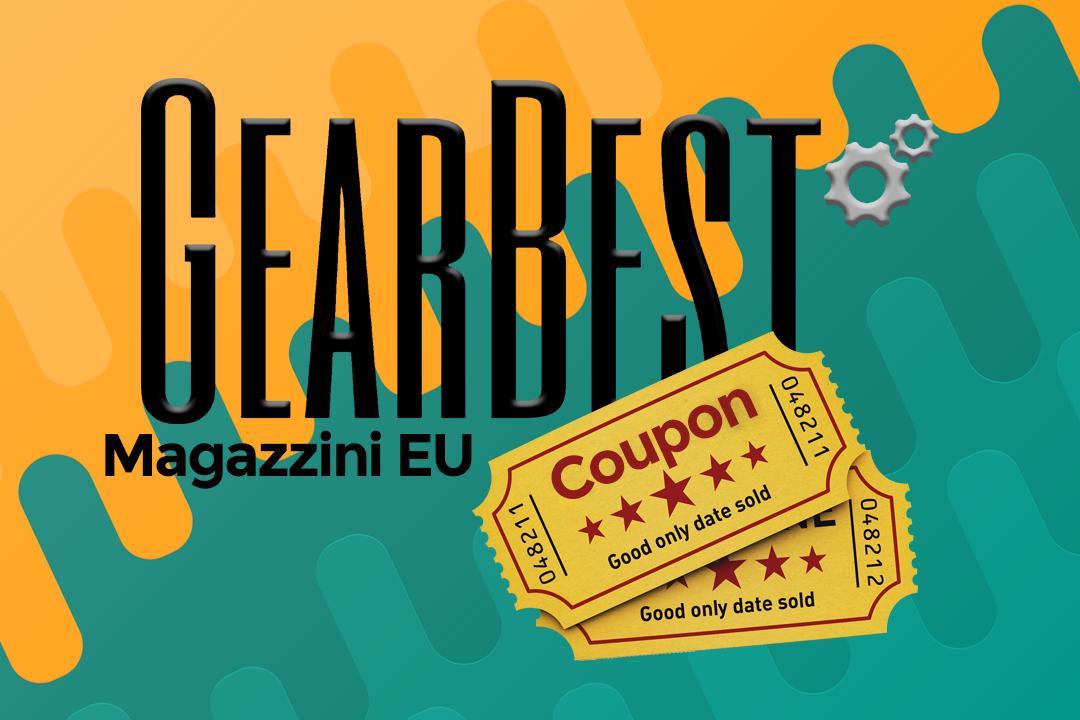 GearBest Gutschein Magazzini EU