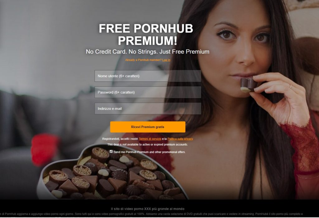 Pornub gratis
