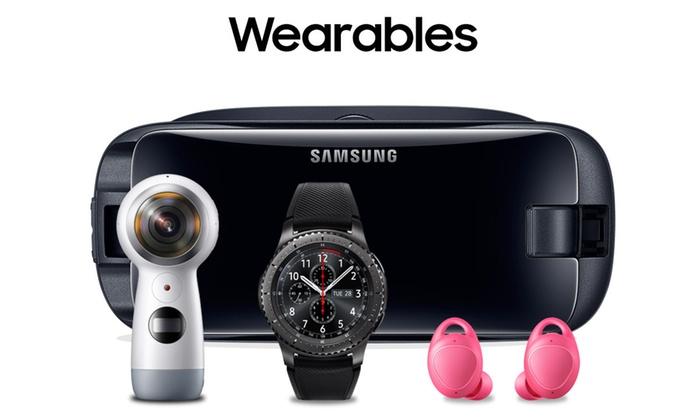 5146ebd623b32 Groupon  cómo obtener hasta un descuento de 130 € en Samsung Gear