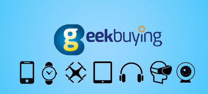 Logotipo de geekbuying