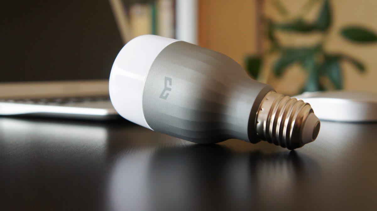 Xiaomi Yeelight Led Bulb 1 2 Offers Coupon Discounts Smart Light