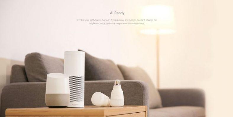 Xiaomi YEELIGHT Bulb 2 White E26 – Banggood