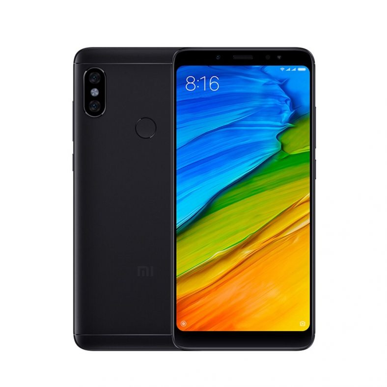 Xiaomi Redmi Note 5 4/64 GB da Italia – Geekbuying