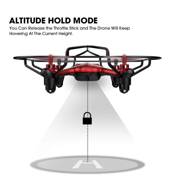 TEC.BEAN Mini Drone Sparrow GD90-A coupon Amazon
