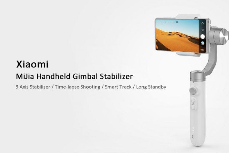 Xiaomi Mijia SJYT01FM Gimbal – Banggood
