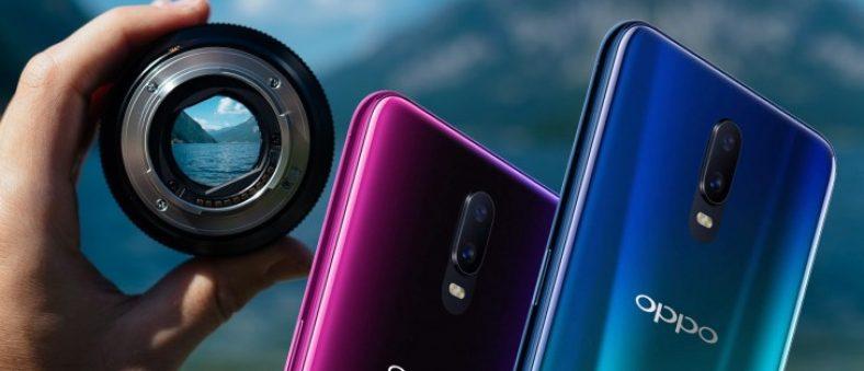 OPPO R17 6/128 GB Purple – GeekBuying