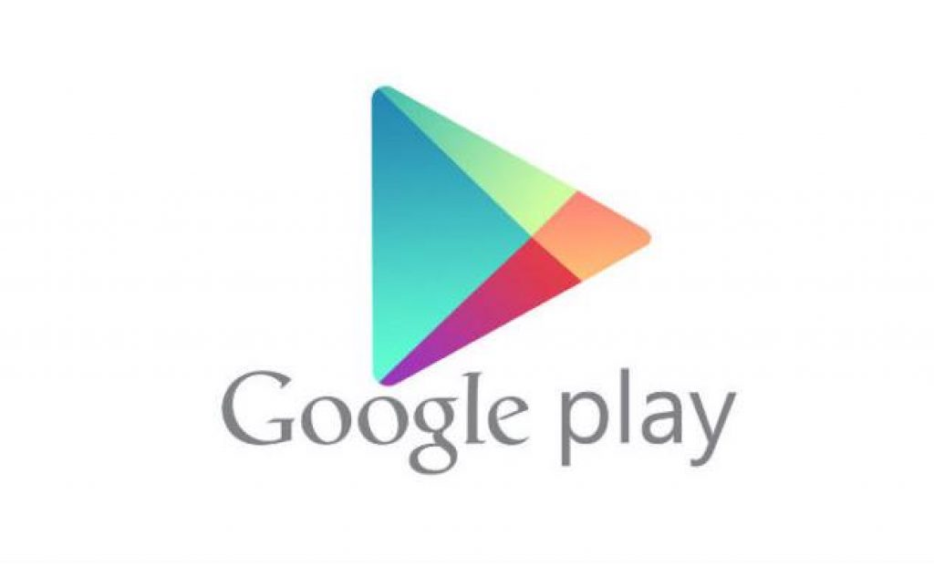 Логотип Play Store