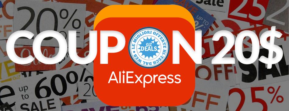 aliexpress coupon 20