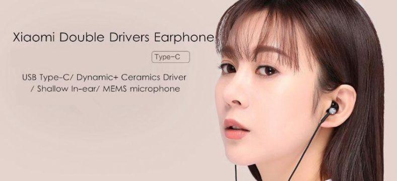 Xiaomi Cuffie Type-C – Banggood