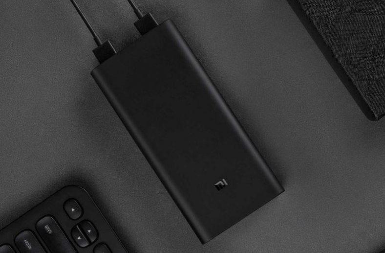 Xiaomi Power Bank 3 – 20.000 mAh QC 3.0 – Banggood