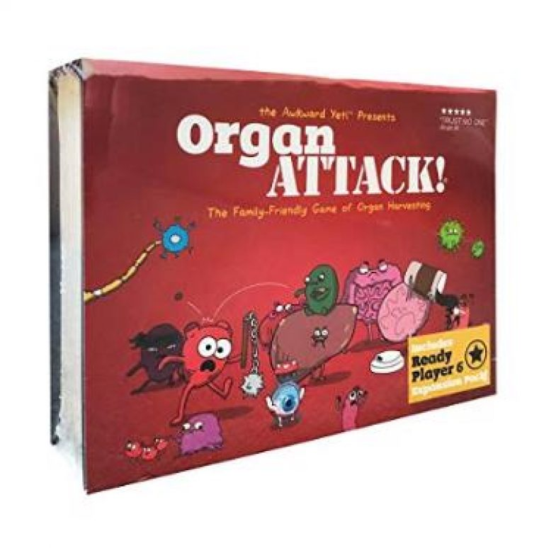 органная атака 1