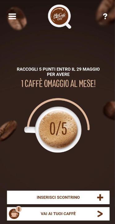 caffe gratis mcdonalds