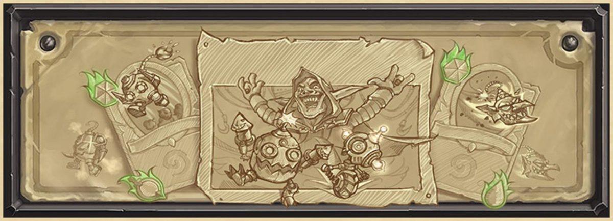 carta leggendaria hearthstone