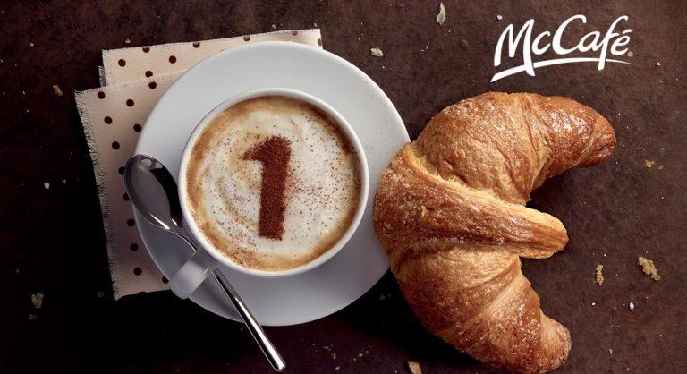 mcdonald s colazione 1 euro cornetto caffe