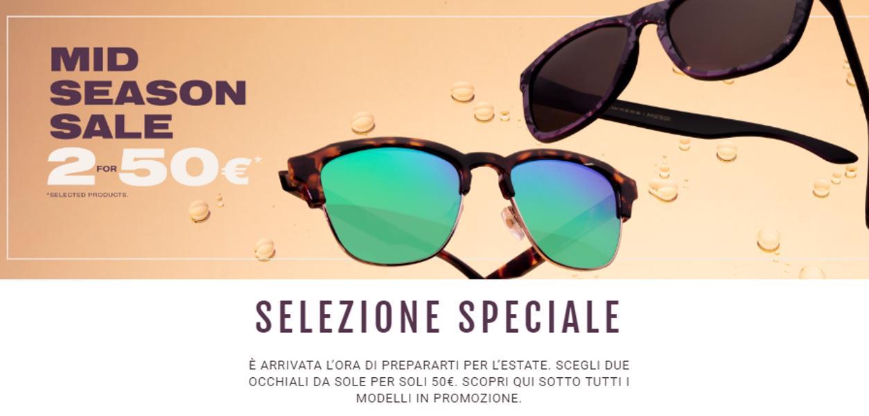 مبيعات الباعة المتجولين عرض النظارات