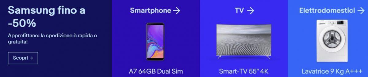 Samsung 50 procent ebay