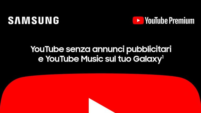 Samsung Galaxy youtube premium