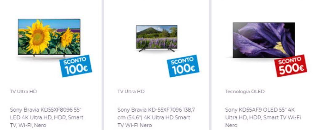smart tv offerta