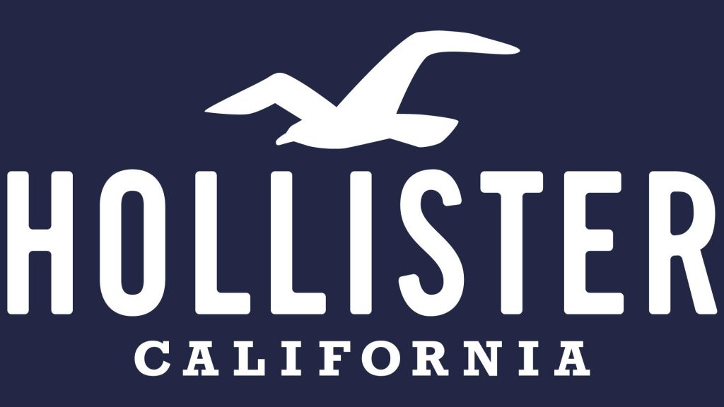 logotipo da hollister