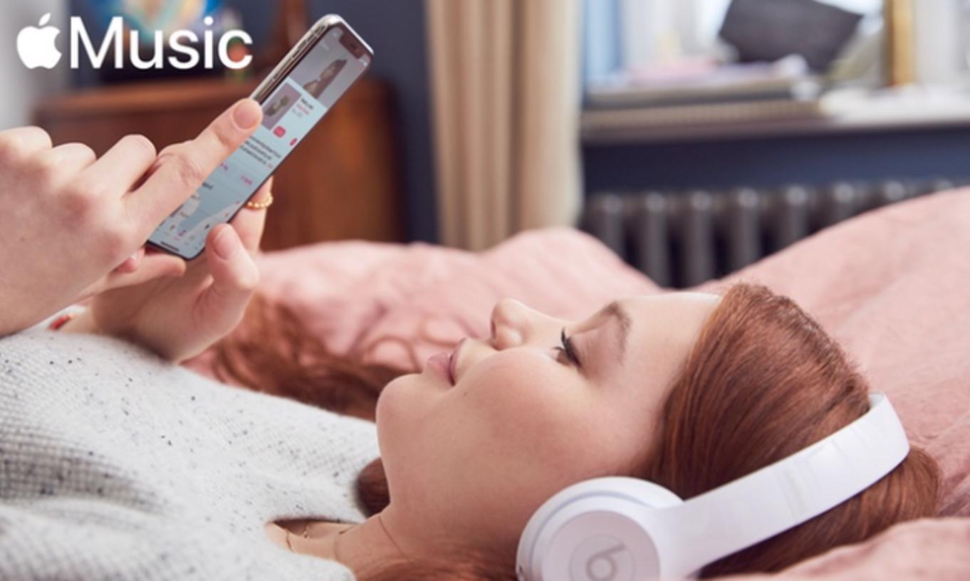apple music gratis 4 mesi