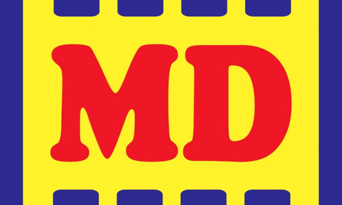 логотип md