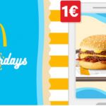 ماكدونالدز الصيف