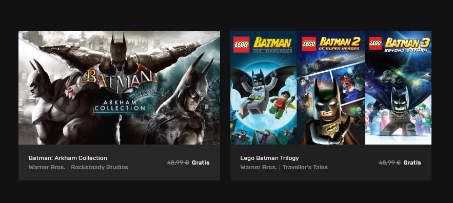Бэтмен Архам 1