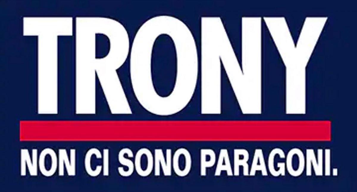 logotipo trony