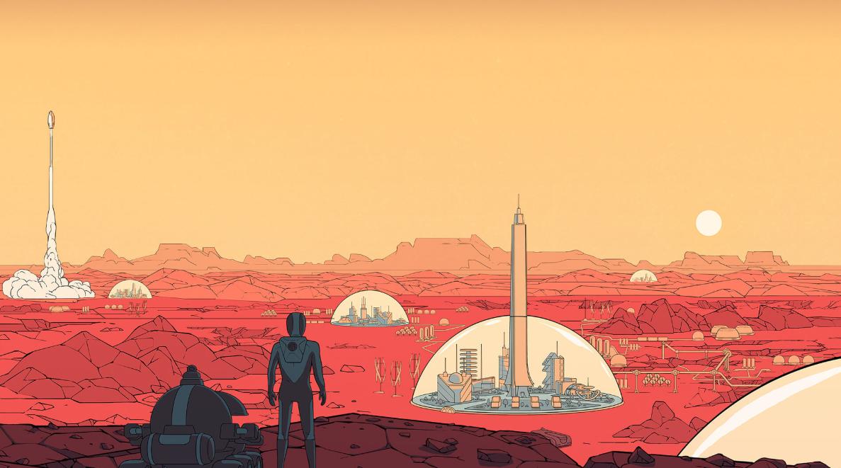 выжившие Марс