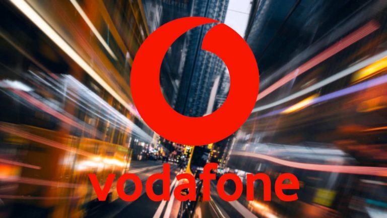 شعار فودافون