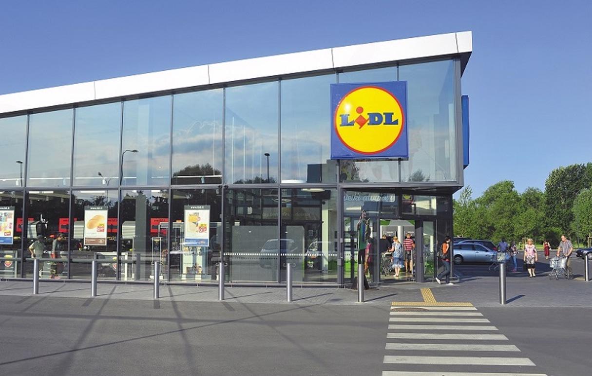 lidl supermercato