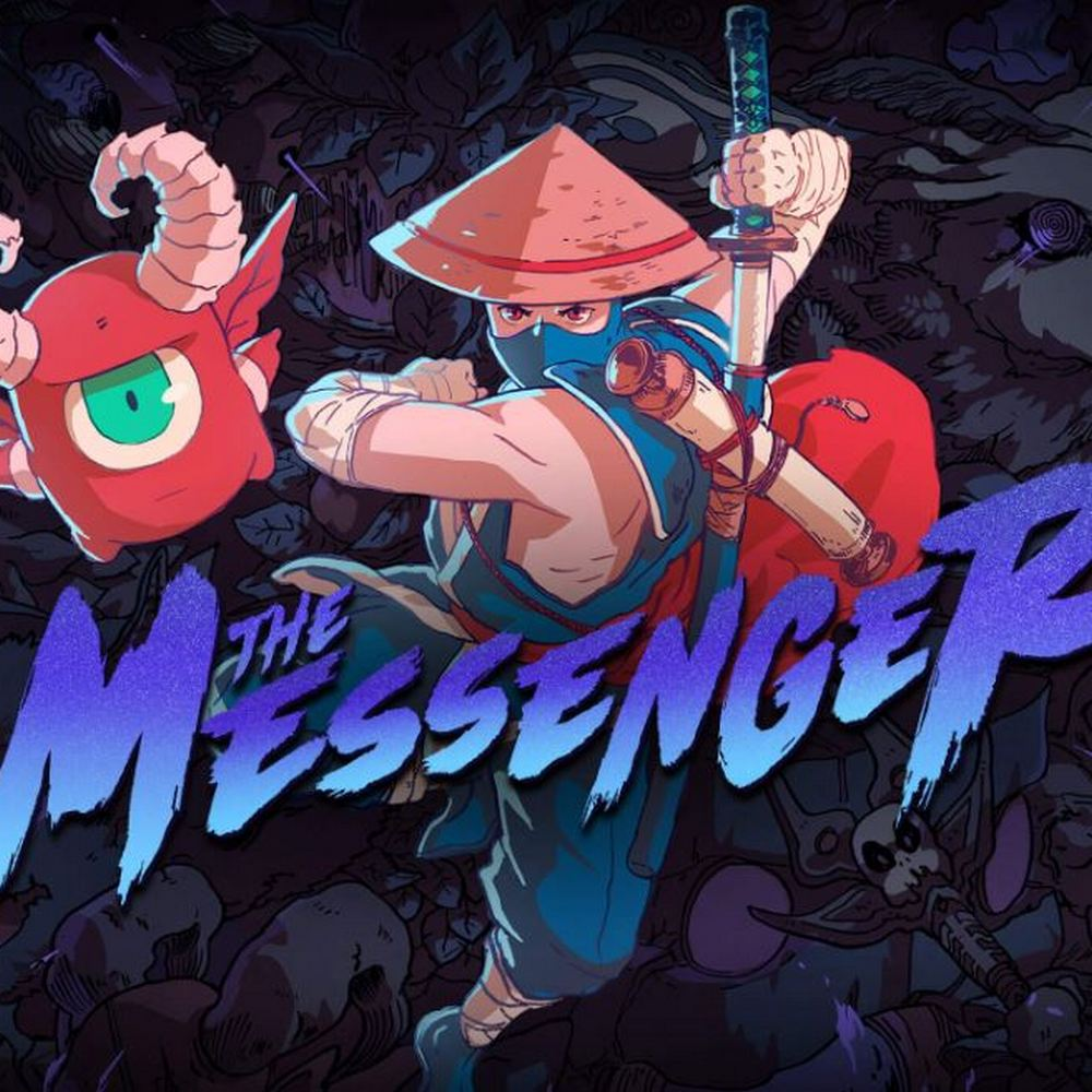 the messenger free epic games store free games