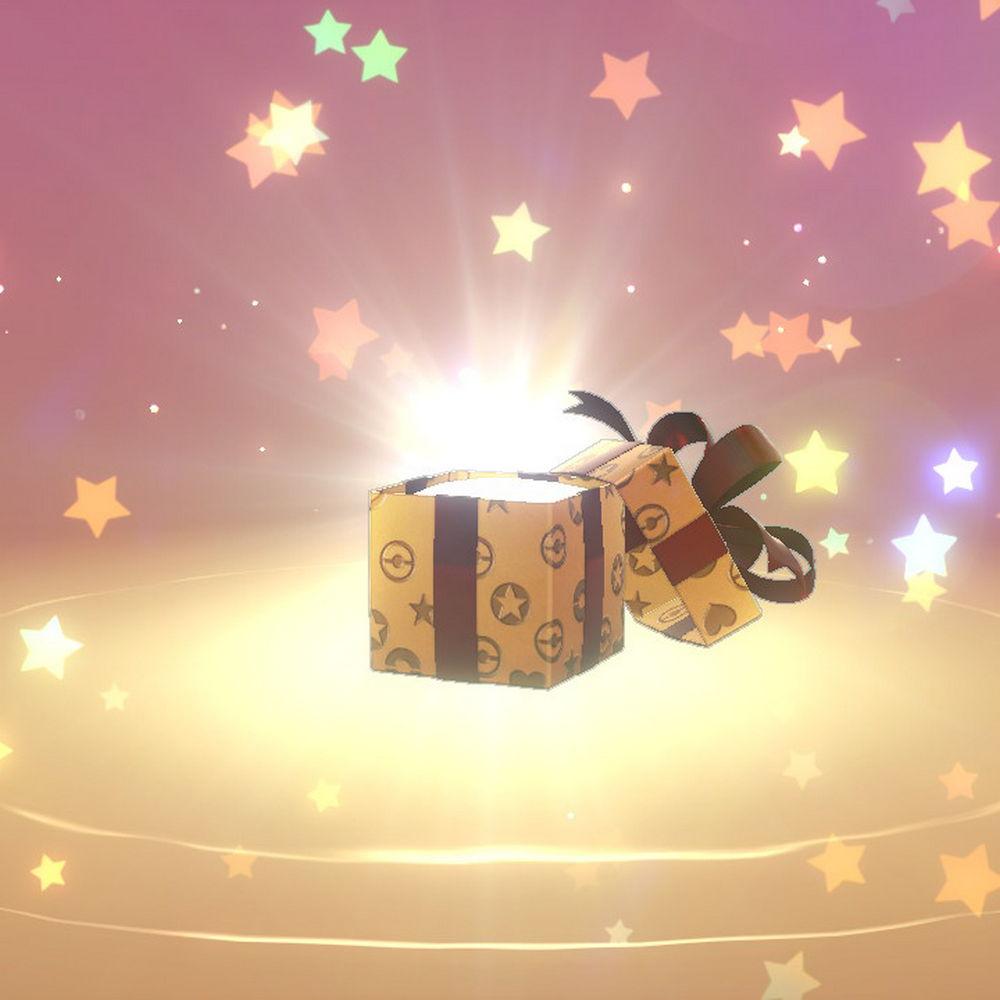 dono segreto pokémon spada pokémon scudo