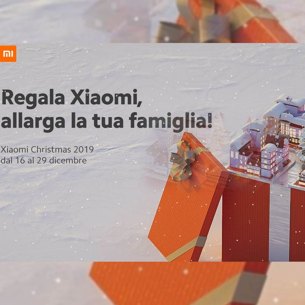 xiaomi oferece natal 2019