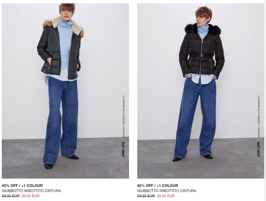 Saldi ZARA: prezzi bomba per cappotti uomo e donna MrDeals