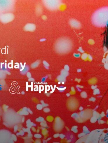 vodafone feliz viernes