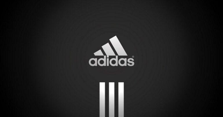 logotipo da adidas