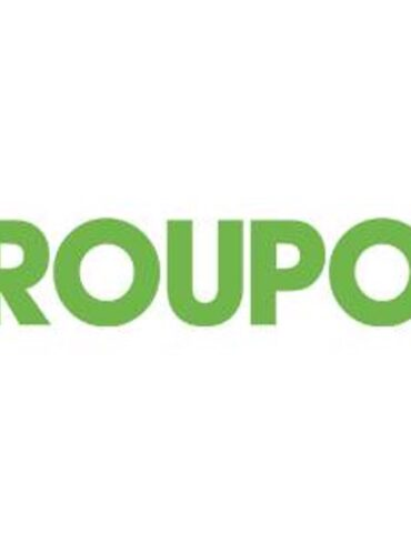 شعار groupon