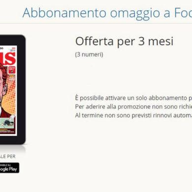 focus storia gratis