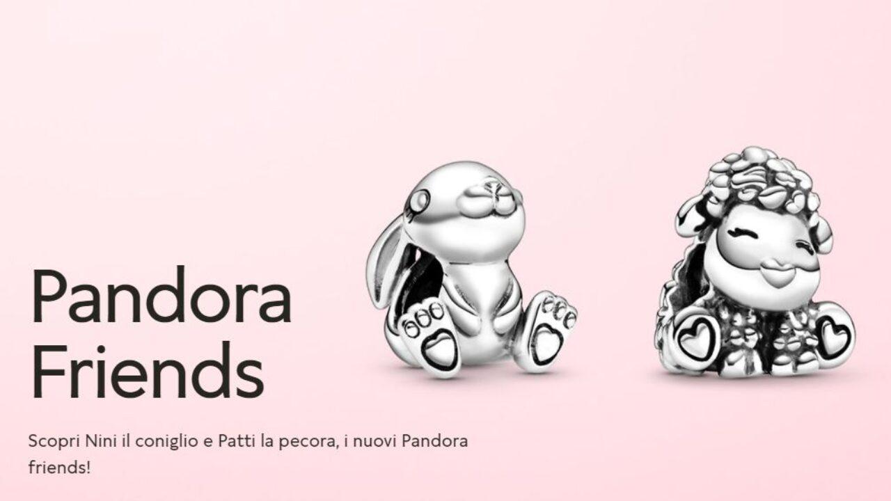 charms pandora pasquali