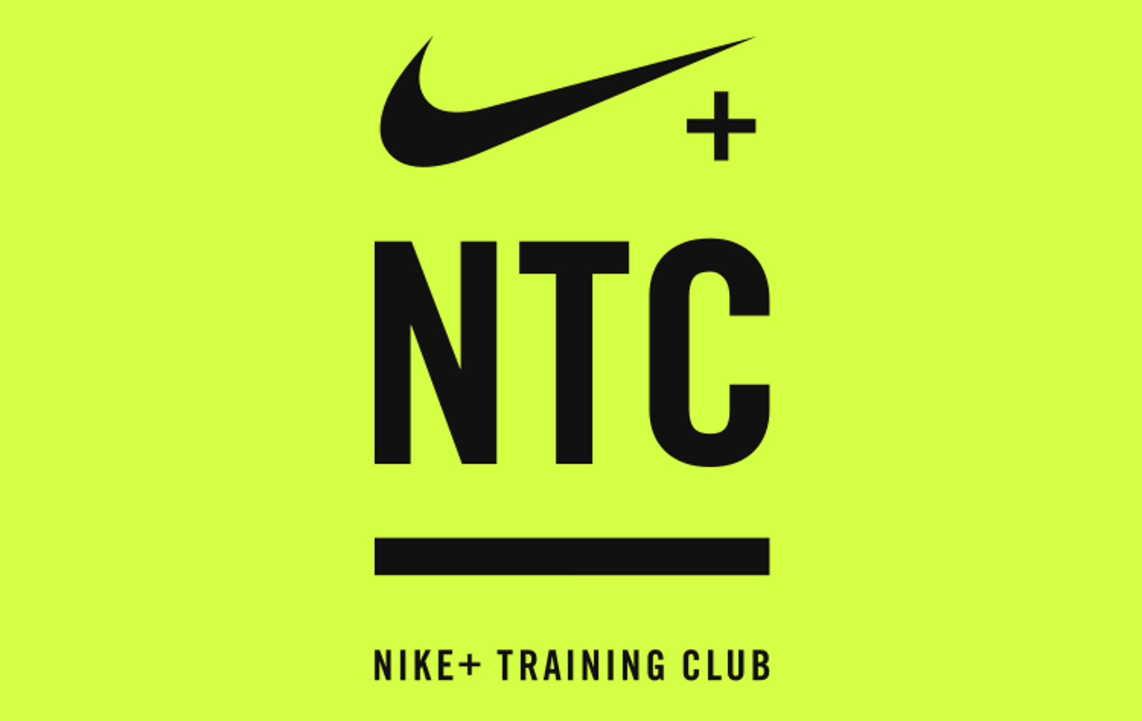 NTC Nike training club