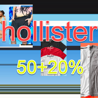 hollister cover venda