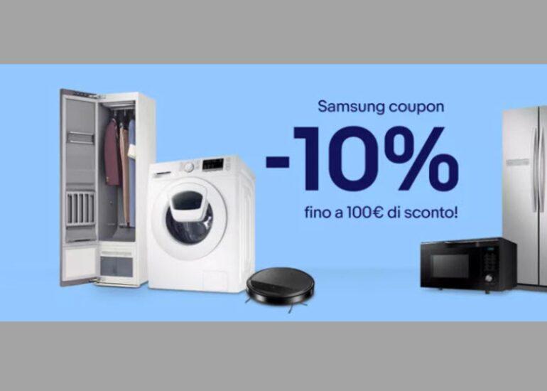 samsung sconto coupon ebay