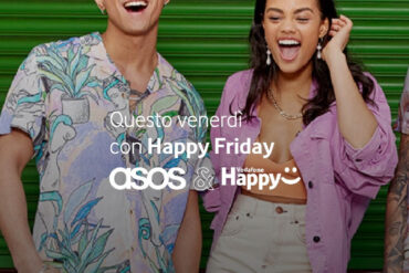 Vodafone Happy Friday codice sconto asos
