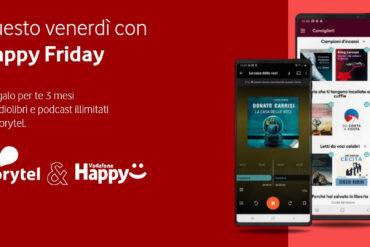 Vodafone Счастливая пятница