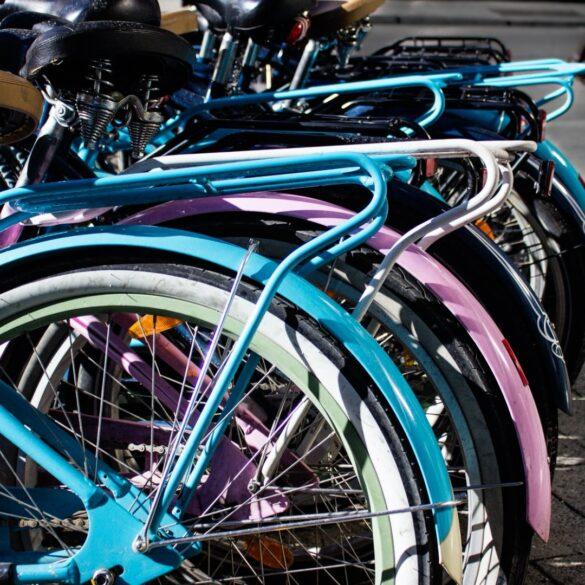 bônus de bicicleta