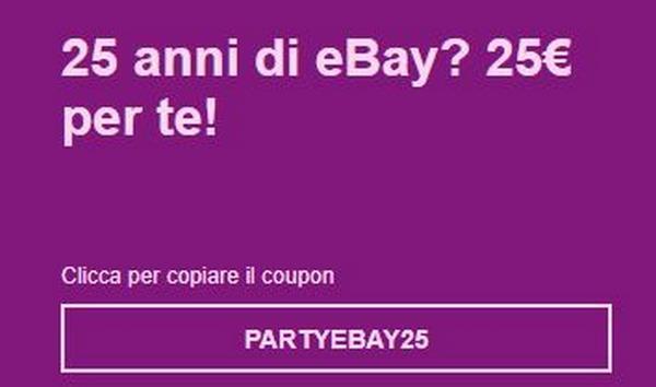 ebay coupon 25 anni sconto dyson aspirapolvere asciugacapelli piastra 2