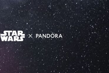 pandora star wars collection charm bracelet